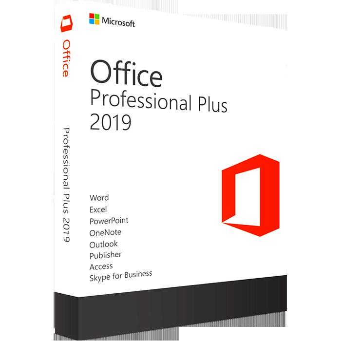 office 2019 pro plus